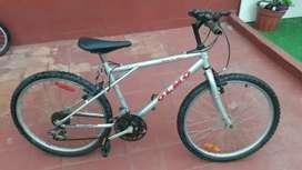 Bicilcleta olmo safari