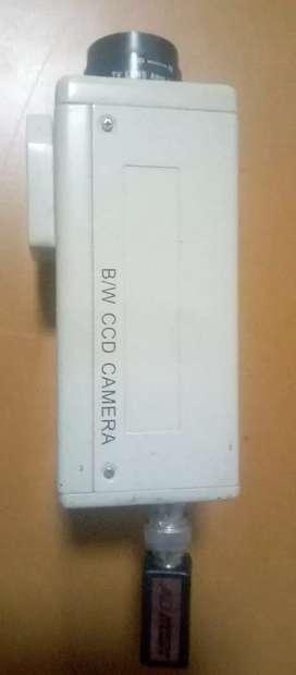 Vendo camara B/W ccd camera