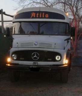 Vendo Motorhome Mercedes Benz 1114
