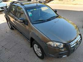 Fiat strada mod 2012 doble cabina