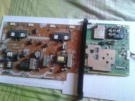 Vendo las tarjetas del tv Panasonic Mod: L32C3M