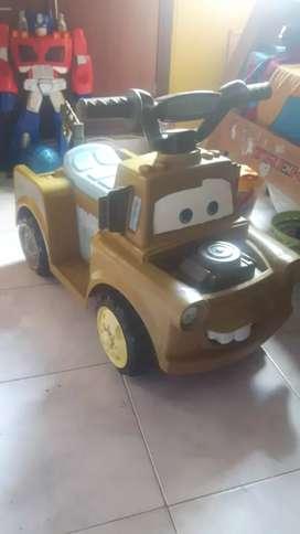 camion de mate importado electrico