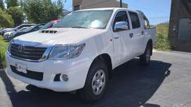 Toyota Hilux DX Plus