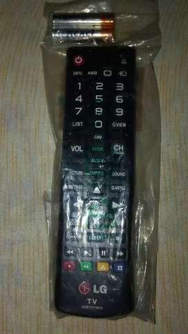 Control nuevo para tv lg led