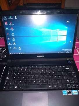 Notebook Samsung Np300e4c Procesador I5 Ram 6gb Disco 600gbb