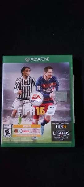 JUEGO DE XBOX ONE FIFA 16