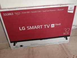 Lg Smart Tv 32 Pulgadas Hdr Modelo 2019
