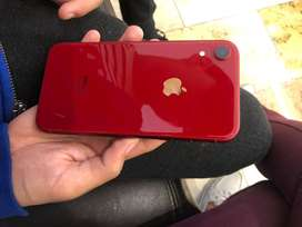 Vendo iPhone XR Rojo