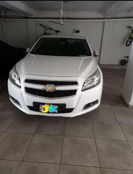 Chevrolet malibu lpi versión de lujo