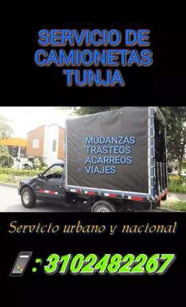 Acarreos Tunja y alrededores ,trasteos, mudanzas en Boyacá