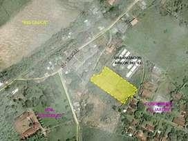 Se vende Lote en el kilometro 41, vereda colombia, Manizales.