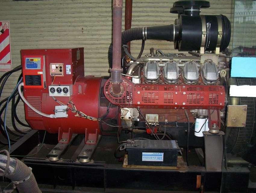 grupos electrogenos venta y reparacion detroit diesel IVECO 0