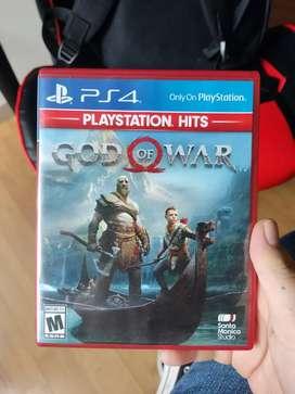 God of war 4 ps4, dios de la guerra 4