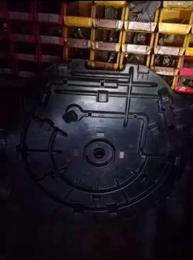 Tapa de la llanta de repuesto Mazda 3, 2013