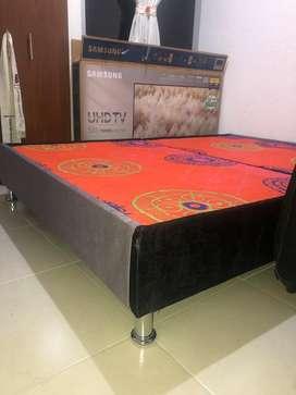 Base cama 1,40 metros como nueva