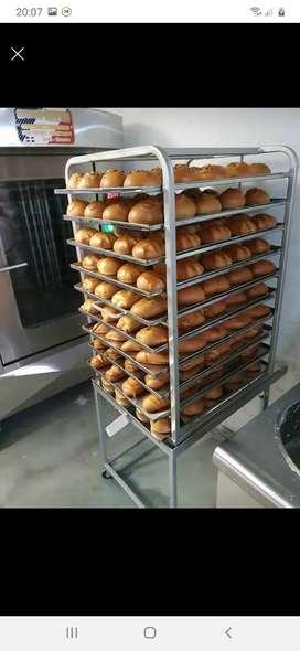 Necesito un panadero