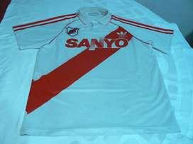 Camiseta Titular de River Plate Adidas Temporada 1994 Talle 1
