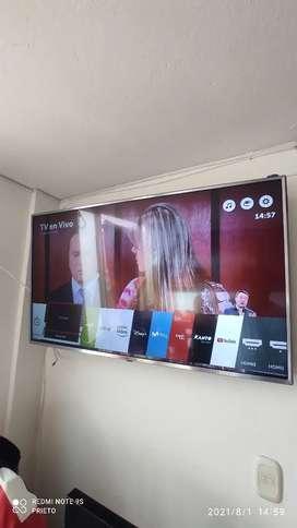 Vendo televisor smart TV LG de 49 pulgadas
