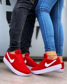 Zapato Tennis Deportivo Nike force One Unisex