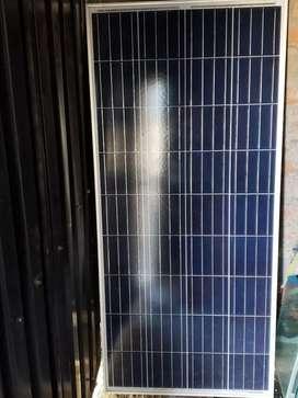 Vendo mi panel solar 150 w.nuevo