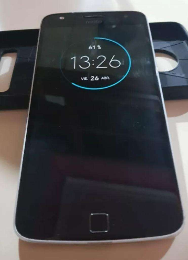 Vendo Motorola Z Play 32gb 0