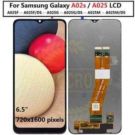 Display Samsung A02S