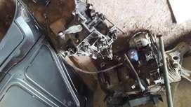 Caja de velocidades mecanica de Peugeot 405 sti