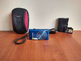 Cámara Powershot ELPH 115 IS Azul