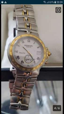 Vendo o cambio... Reloj raymond weil cronografo