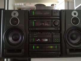 Equipo de sonido HI-FI AIWA