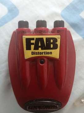 Distortion FAB más Cable