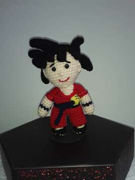 Muñeco Goku