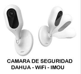 Camara DAHUA - Seguridad - CCTV - Óptica profesional 2Mpx IMOU