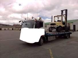 ofrezco mis servicios como conductor de grúa con experiencia o camión tipo turbo