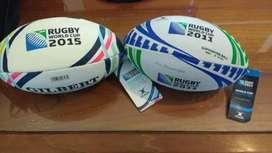 Pelotas Rugby Gilbert Mini