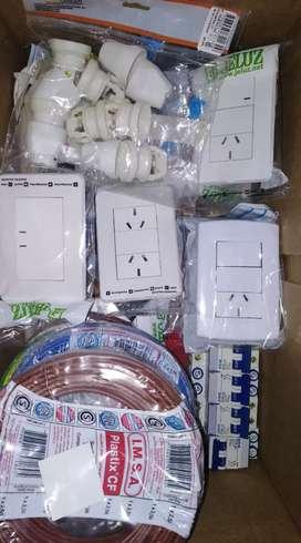 Electricista, Electricidad Domiciliaria y Comercial