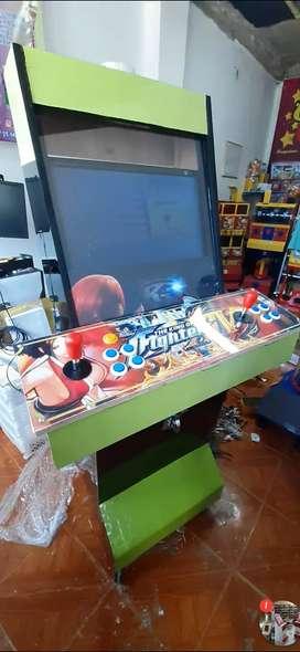 Juego electronico arcade