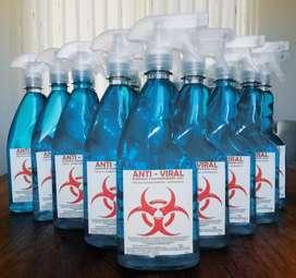 Desinfectante ANti VIRUS