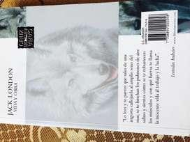 Libro: Colmillo Blanco Jack London