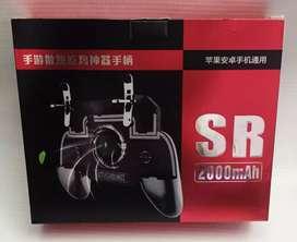 Gatillo soporte josytick con ventilador SR