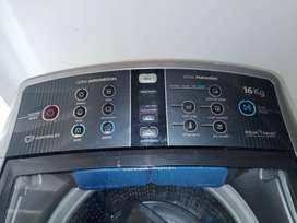 Lavadora digital centrales