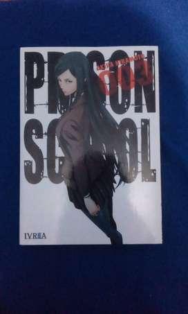 Manga Prison School nº03