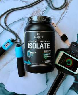 Proteina Sascha Fitness Nueva