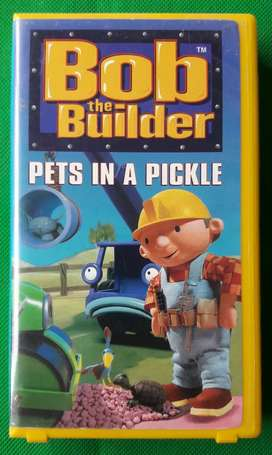BOB THE BUILDER PELICULA VHS