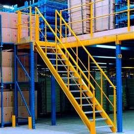 escaleras industriales en FRP
