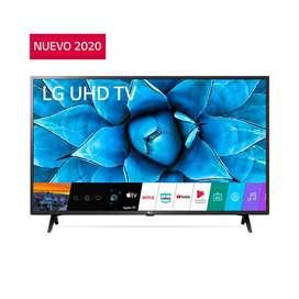 Tv LG De 70 Pulgadas Smart 4k Control Magic Nuevo 1 Año Garantia