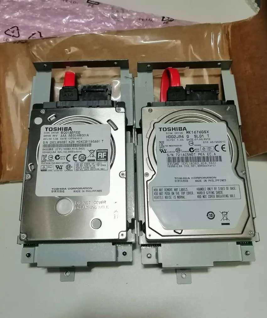 Disco duro Toshiba para impresoras Ricoh 0