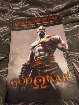 Libro Definitivo de God Of War