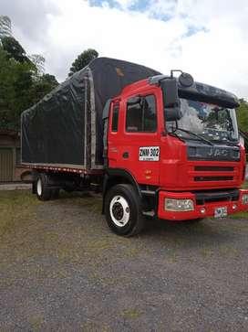 Camión sencillo Jac 1131