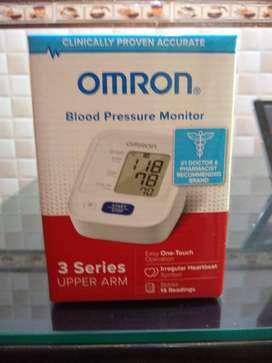 Monitor de presión sanguínea.